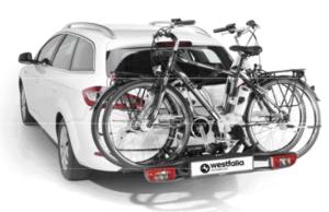 Anhängerkupplung Fahrradträger